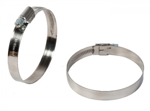 G _ Worm Drive Hose Clamp - Band 12 mm