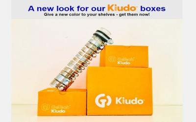 GeTech - A new look for our Kiudo boxes