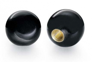PSB _ Ball Knob with Threaded Brass Insert