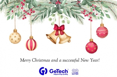 GeTech - Christmas Holidays