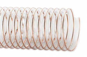 T99PU-L _ Anti-Abrasive Hose with Copper-Plated Steel Wire (Light version)