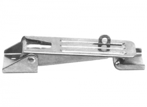 LKL40 _ 150 mm Adjustable Hasp Toggle Latch