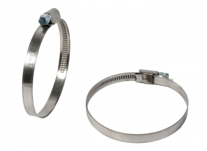 FX _ Worm Drive Hose Clamp - Band 9 mm